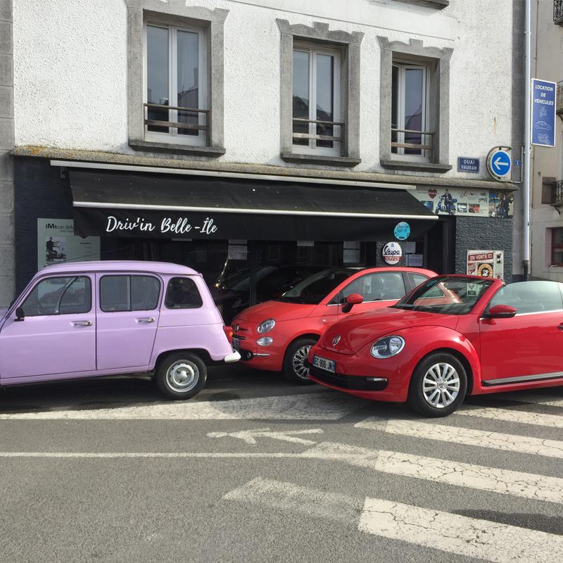 Agence Driv'in Belle Ile