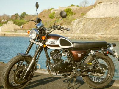 Motos : Mash 125 Driv'in Belle-Île