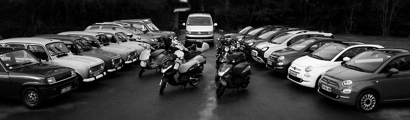 location voitures autos motos scooters vélos