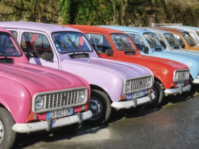 4Ls Driv'in Belle- Île - voitures - autos - véhicules