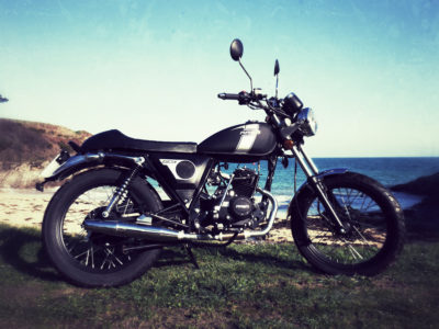 Motos : Mash 50 Driv'in Belle-Île