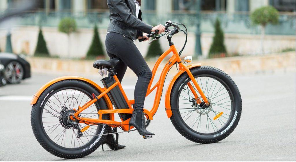 vente vélos électriques Belle ile location