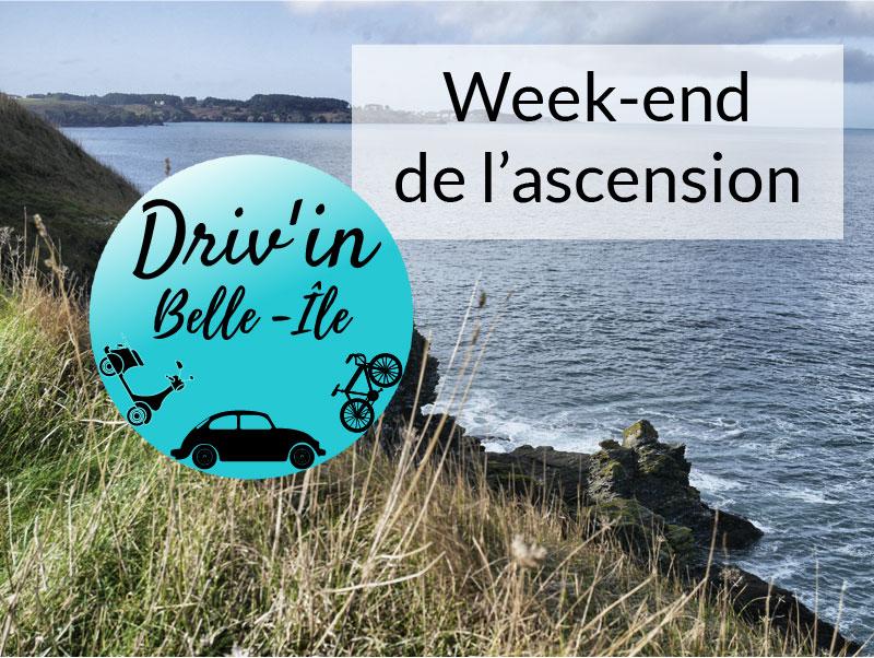 disponibilités week-end ascension location belle ile