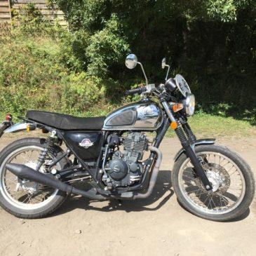 Moto MASH d'occasion en vente chez Driv'in Belle Ile