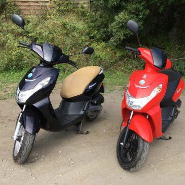 Vente de Scooters d'occasion : Vespa, Kisbee, Primavera Sprint
