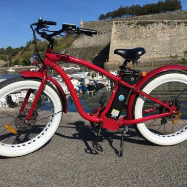 Vélos électriques d'occasion Fitch Bike à vendre