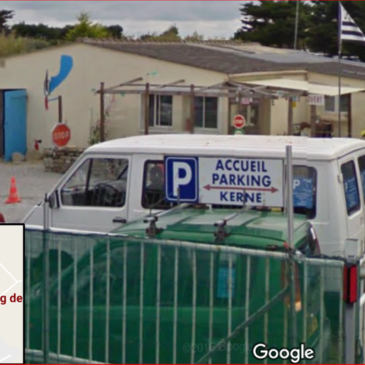 Où garer son véhicule sur Quiberon ?