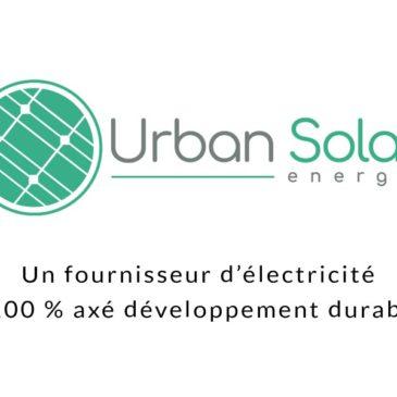 URBAN SOLAR fournisseur Electricité