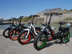 Vélos électriques Easy-Watt véhicules neufs