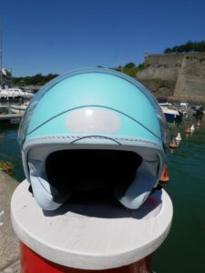 Casque Driv'in Belle-Île face