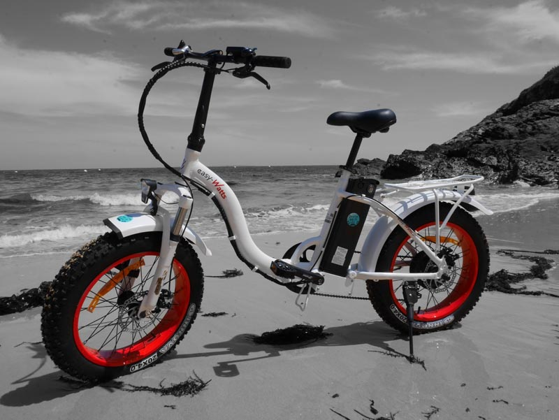Vélos électriques EasyWatt - Driv'in Belle- Île