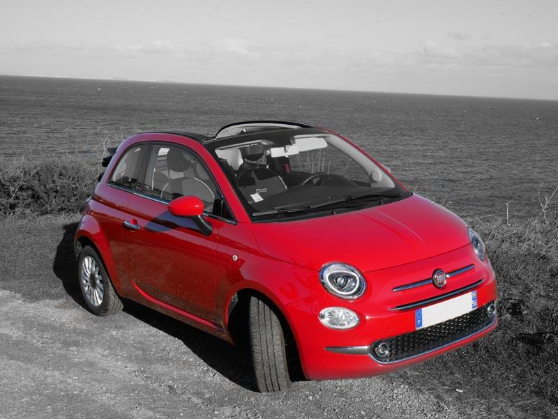 Autos - véhicules - voitures - JVDBI - Fiat 500 - cars - coche
