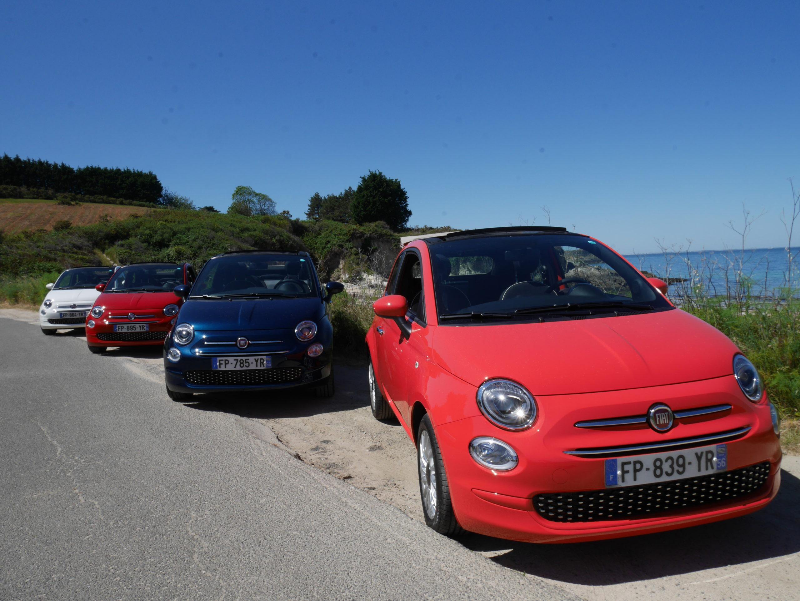 Fiat 500cc - concours instagram